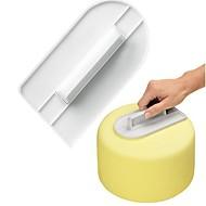 ny kake jevnere polerings verktøy cutter dekorere fondant Sugarcraft glasur mold