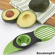 1 db Cutter & Slicer For Gyümölcs Műanyag Kreatív Konyha Gadget / Jó minőség / Több funkciós