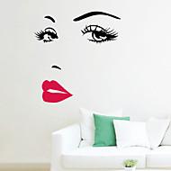 falimatrica fali matricák, Hepburn pvc falimatrica