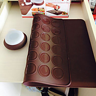 macarons decaoration που σιλικόνης ψήσιμο ζύμης αμυγδαλωτά φύλλο ματ με διακόσμηση που στυλό