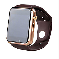 Smartur Video Kamera GPS Handsfree opkald Beskedkontrol Kamerakontrol Lyd Aktivitetstracker Sleeptracker Stopur Find min enhed Vækkeur