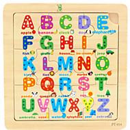 dessin animé puzzle jouets de puzzle de petits enfants