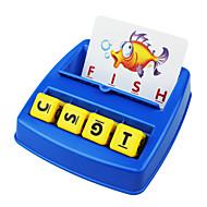les enfants de la petite enfance lettres de collocation correspondant à regarder apprendre alphabet anglais toy set