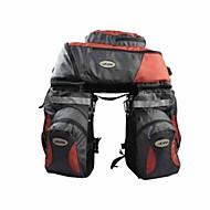 Doite® Bisiklet Çantası 65LLBisiklet Arka Çantaları/Bisiklet Tekerleği Sepetleri / Bisiklet Sırt ÇantasıYağmur-Geçirmez / Yansıtıcı Şerit