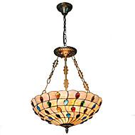 Závěsná světla ,  design Tiffany Ostatní vlastnost for Mini styl KovObývací pokoj Ložnice Jídelna Kuchyň studovna či kancelář vstupní