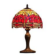 60W Tiffany Työpöydän lamppu , Ominaisuus varten Silmäsuoja , kanssa Muu Käyttää Päälle/pois -kytkin Vaihtaa