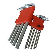 n&s® in den langen neun Sätze von Torx-Kit Hardware Handwerkzeuge