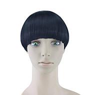 bouclés cheveux noirs crépus tisse chignons 4010