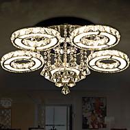 Montagem do Fluxo ,  Moderno/Contemporâneo Outros Característica for Cristal LED MetalSala de Estar Quarto Banheiro Cozinha Sala de
