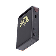 mini kjøretøy GSM GPRS gps tracker eller bil kjøretøy sporing locator enhet tk102b satellittnavigeringsenhet