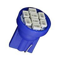 20 x T10 ultra blue super jasné 8-SMD LED žárovky 194 2825 921 168 175 501