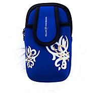 Mobilveske Armband til Fitness Sykling Løp Jogging Sportsveske Telefon/Iphone JoggebelteSamsung Galaxy S4 Samsung Galaxy S6 Samsung