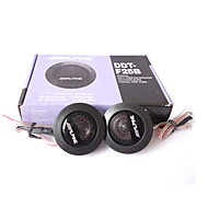 haut rendement haut-parleur audio de la voiture de 1pair mini-tweeter à dôme haut-parleur alpin super voiture tweeters sonores auto audio