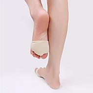 Tämä kenkätyyny suojaa jalkaterääsi. Pohjalliset varten Silikoni Harmaa