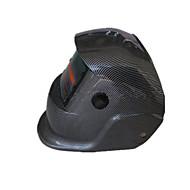 capacete de soldagem escurecimento automático energia solar