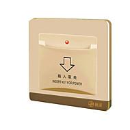 note jp86 - elke appel gold card elektrische switchany card vertraging elektrische schakelaar