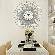 Moderne/Contemporain Niches Horloge murale,Autres Acrylique / Verre / Métal 65*65cm Intérieur Horloge