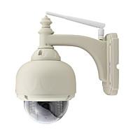 Wanscam® draadloze, waterdichte IP-buitencamera met PTZ (Pan/Tilt/Zoom), 3x optische zoom en IR-Cut