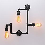 AC 100-240 180W E26/E27 Rustiikki / 오피스 / 비즈니스 / Vintage Maalaus Ominaisuus for Minityyli,Ympäröivä valo Seinälampetit Wall Light