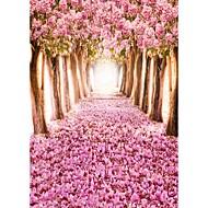 Studiofotografie Hintergrund Foto Kulissen Blume Baum 5x7ft