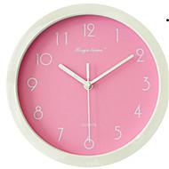 Autres Autres Horloge murale,Rond Carré Verre Plastique Autres 25*25*4.2 Intérieur Horloge