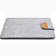 caso da tampa woolfelt 11 13 15 polegadas laptop de proteção saco de manga para laptop casos ar Apple MacBook Pro retina cobrir