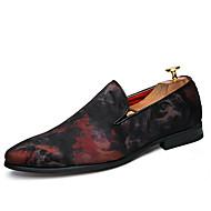férfi mokaszin&csúszik-ons tavaszi nyár klub cipő mokaszin formális cipő kényelmes tullewedding kültéri iroda&karrier
