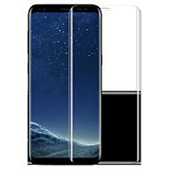 asling Samsung calaxy S8 ja karkaistua lasia 0.2mm 3d täysi kate suojakalvo