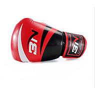 Sporthandschuhe Trainingshandschuhe Professionelle Boxhandschuhe für Boxen Fitness Muay Thai Vollfinger Wasserdicht Atmungsaktiv