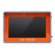 720p 1080p 4.3 pouces hd ahd tvi caméra cctv tester avec cvbs ptz contrôle et test d'entrée audio et interface de sortie USB