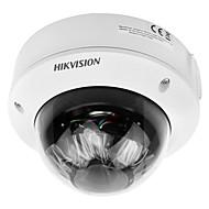 Hikvision® ds-2cd1741fwd-i 4mp netværkskamera indendørs med 128gb (2,8-12mm manuel variantfokus poe ip67 ik10 30m ir)