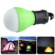 Lanterner & Telt Lamper Led Pærer LED 60 Lumen 3 Tilstand AAA Mini Nødsituation Lille størrelse Camping/Vandring/Grotte Udforskning