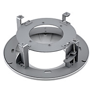 Le support de montage au plafond hikvision® ds-1227zj pour la caméra dôme (alliage d'aluminium) est de 4.5kg