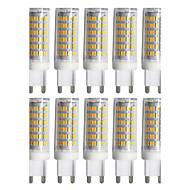 9W Becuri LED Bi-pin T 88 SMD 2835 750-850 lm Alb Cald Alb Rece Alb Natural Intensitate Luminoasă Reglabilă V 10 bc