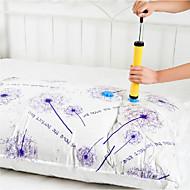 Unisex Taschen Frühling Sommer PU Plastik PC Aufbewahrungstasche mit Muster / Druck für Weiß