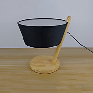 60 Moderna Luminária de Escrivaninha , Característica para Proteção para os Olhos , com Madeira Usar Interruptor On/Off Interruptor