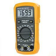 hyelec ms8233c 다기능 미니 디지털 멀티 미터 / 온도 테스트 w& 뒷등