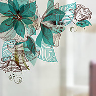 Adesivo de Janela,PVC/Vinil Material Decoração de janela