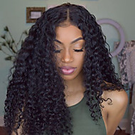 Hot Sale!!!100% Brazilian Human Hair Human Hair Wig Curly High Quality Full Lace Wigs With Baby Hair For Beautiful Woman
