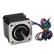 3d εκτυπωτής nema 17 stepper μοτέρ γραμμική βίδα 2 φάση 3d μηχανή χάραξη εκτυπωτή