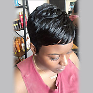 Pequenas perdas de cabelo humano precoce de baixa prevalência