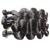 Hurtowa najlepsza brazylijska wiązka włosów 6szt 600g dużo na dwie głowice splotowane 100% nieprzerobione brazylijskie dziewice ludzkie