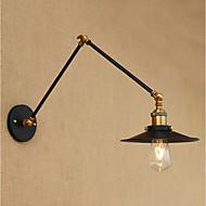 AC 220-240 AC 110-120 6 E26/E27 Simples LED Vintage Retro Regional Pintura Característica for LED Estilo Mini,Luz de Baixo Luz de parede