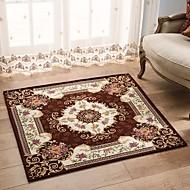 europeisk stil firkantet anti-skid jacquard teppe til stue / spisestue matte teppe teppe