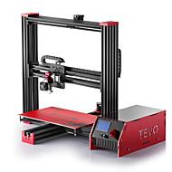Tevo black widow 3d impressora niveladora automática com sensor bltouch 370 * 250 * 300 mm free ssr mosfet