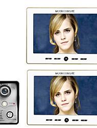 480*234 90 CMOS zvonek System Drátový Videotelefon multifamily