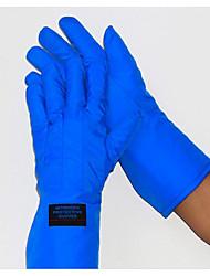 Ultra baixa temperatura nitrogênio líquido sata luvas luvas de trabalho luvas de protecção industrial / 1 par de trabalho