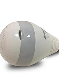 Luzes inteligentesVideo Controle de voz Decorativo Uso sem fio 2 em 1 Multifunções Criativo Controle APP LED Monitoramento remoto Alarme