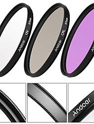 67mm Filtr pro konverzi barev profesionální úroveň