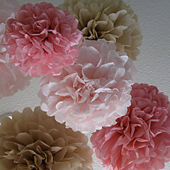 Decorações do casamento-4Piece / Set Primavera Verão Outono Inverno Não Personalizado